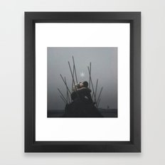 Spears Framed Art Print