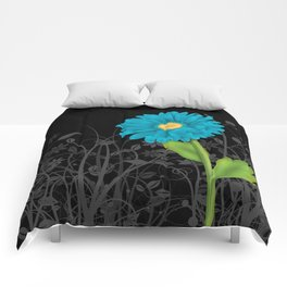 Gerbera Daisy #5 Comforters