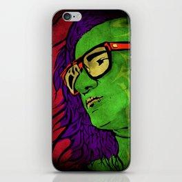 Skrillex iPhone Skin