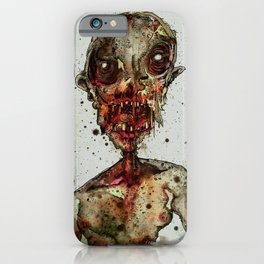 Hungry For Human Flesh iPhone Case