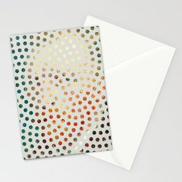 Optical Illusions - Famous Work of Art 4 Stationery Cards