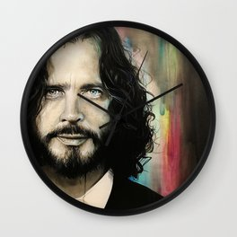 'No One Sings Like You Anymore' Wall Clock