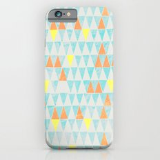 Triangle Patterns Slim Case iPhone 6s