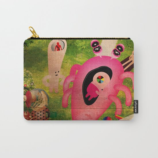In_ConTRo Carry-All Pouch