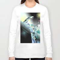warrior Long Sleeve T-shirts featuring Warrior by sladja