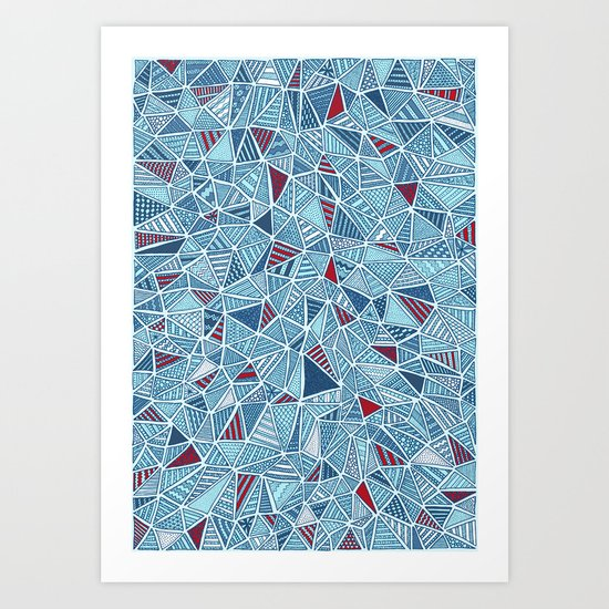 Jubilee Diamond Art Print