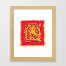 Thanka (5) Framed Art Print
