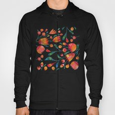 Buds and Flowers Hoody