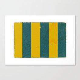 Nautical Flag Canvas Print