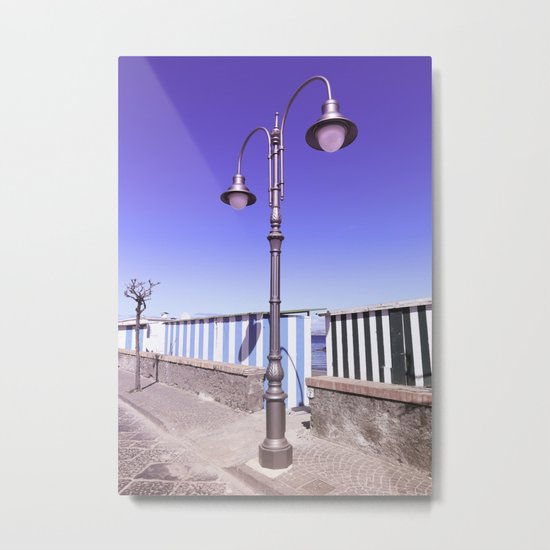 Light My Day Metal Print