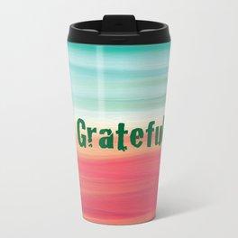 grateful Metal Travel Mug