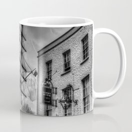 The Cutty Sark and Gypsy Moth Pub Coffee Mug