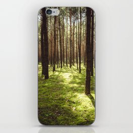 FOREST - Landscape and Nature Photography iPhone Skin
