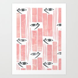 Prince's Eye Art Print