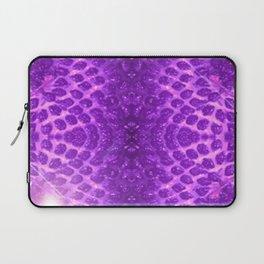 Purple Strawberry Suprise Laptop Sleeve