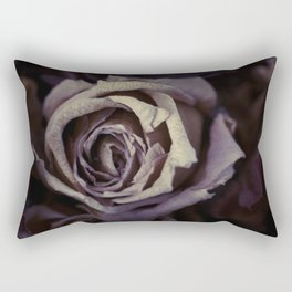 Dried Roses #3 Rectangular Pillow