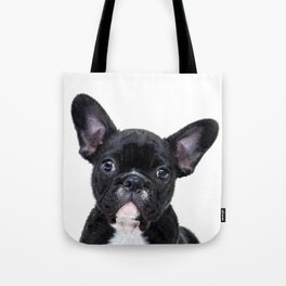 VIDA Tote Bag - FRENCH BULL 9 by VIDA