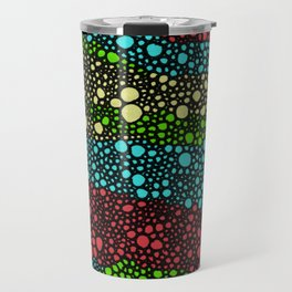 River Pebbles Travel Mug