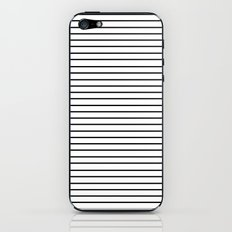 Minimal Stripes iPhone & iPod Skin