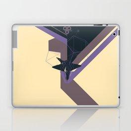 STEALTH:YF-23 Blackwidow II Laptop & iPad Skin