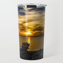 Sunset on the Chesapeake #2 Travel Mug