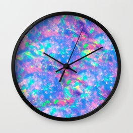The Opal Wall Clock