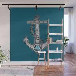 Anchor Wall Mural