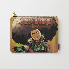 """The Super Natural Woman """"Fall"""" Carry-All Pouch"""