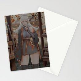 Kakariko Kunoichi - Lake Stationery Cards