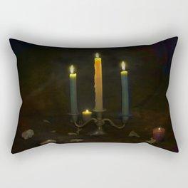 Old dead memories Rectangular Pillow