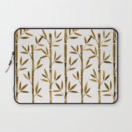 Bamboo – Sepia Laptop Sleeve