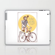 Keep Austin Weird by Kat Mills Laptop & iPad Skin