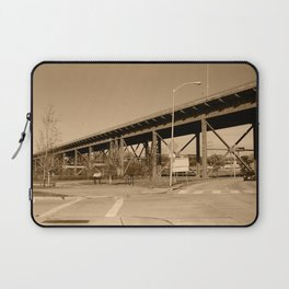35th Street Viaduct Laptop Sleeve