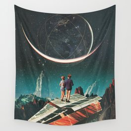It will be a whole New World Wall Tapestry