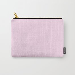 Pastel coral Carry-All Pouch