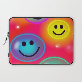 Smile! Laptop Sleeve