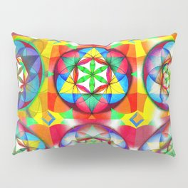 Three Six Nine - The Sacred Geometry Collection Pillow Sham