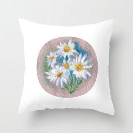 Flor VI (Flower VI) Throw Pillow