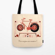 Music Traveler Tote Bag