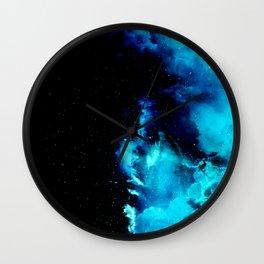 Liquid Infinity Wall Clock