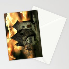 Stranded Manor Stationery Cards