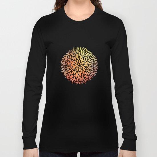 Petal Burst #7 Long Sleeve T-shirt