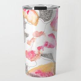 Scandi Micron Art Design | 170412 Telomere Healing 21 Travel Mug