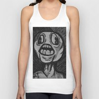 cabin pressure Tank Tops featuring Pressure by JLRS