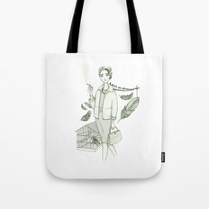 The Birds - Movies & Outfits Tote Bag