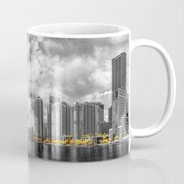 Panorama Miami Coffee Mug