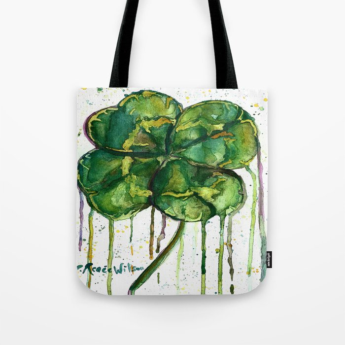 Run O' Luck Tote Bag