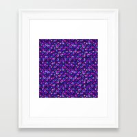flash Framed Art Prints featuring Flash by Valendji