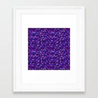 the flash Framed Art Prints featuring Flash by Valendji
