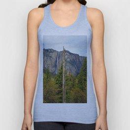 Tree In Yosemite Unisex Tank Top